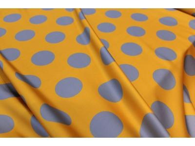 Lunares amarillo