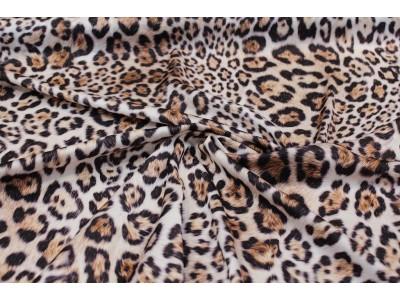Satén leopardo